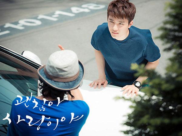 Yuk Intip Kerja Keras D.O EXO di Balik Layar 'It's Ok It's Love'!