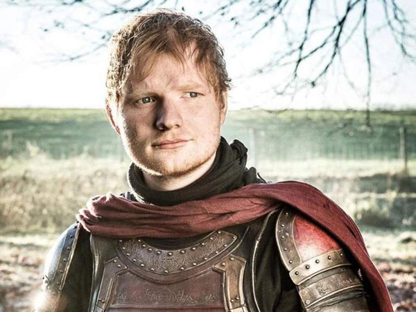 Duh, Cameo Ed Sheeran Kembali Dihujat Oleh Aktor Serial 'Game of Thrones'