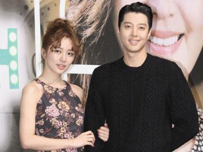 Lee Dong Geun & Yoon Eun Hye Pamerkan Ciuman Romantis Pertama Mereka