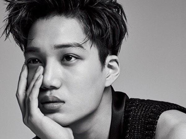 'Gerah' Dengan Rumor Palsu Terhadap Idolanya, Persatuan Fans Kai EXO Ambil Langkah Hukum