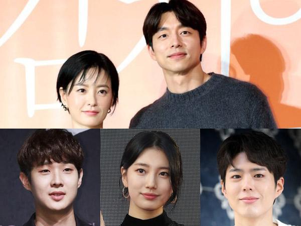 Gong Yoo, Suzy, Hingga Park Bo Gum Dikabarkan Main Film Bareng