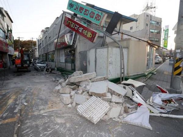 Ribuan Orang Tak Punya Rumah, Pohang Korsel Diumumkan Jadi Zona Bencana 'Spesial'
