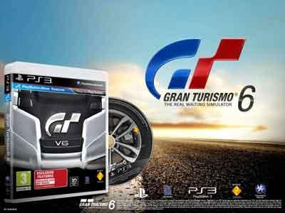 Gran Turismo 6 Baru Dirilis Untuk PS 3