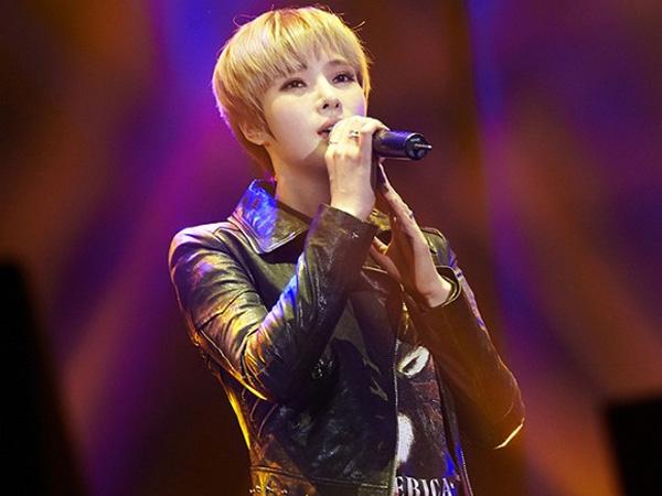 Gummy Ungkap Alasannya Tinggalkan YG Entertainment