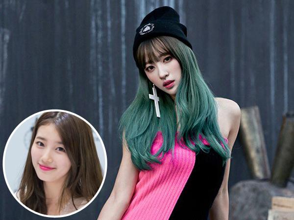 Ingin Punya Lipstick Seperti Suzy miss A, Hani EXID Sampai Rela Mencarinya di Mall