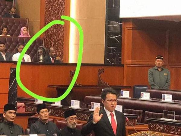 Kabar Terbaru dari Penampakan Hantu di Parlemen Malaysia yang Buat Geger