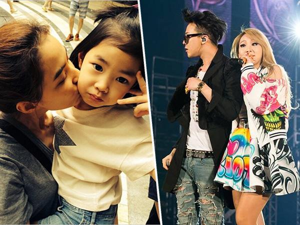 Kang Hye Jung Ingin Haru Kelak Bisa Jadi Musisi Seperti G-Dragon dan CL