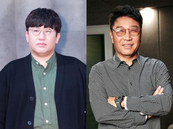 HYBE Dikabarkan Sempat Ingin Akuisisi Saham Lee Soo Man di SM Entertainment