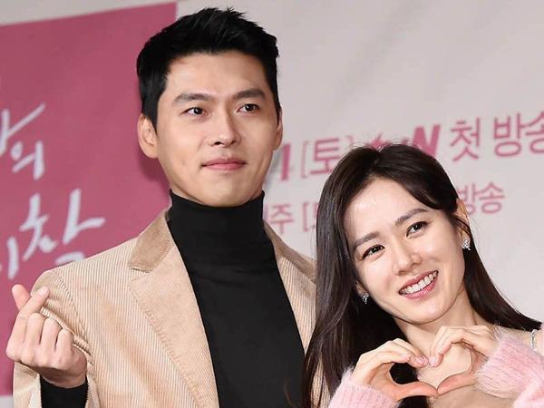 Dikabarkan Berkencan, Ini Kata Hyun Bin dan Son Ye Jin Saat Konferensi Pers Drama Terbaru tvN