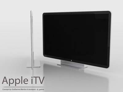 Bersama Sharp, Apple Rilis iTV Terbaru