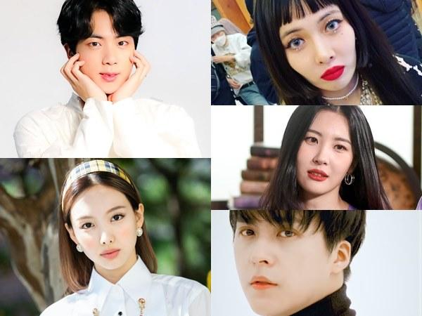 5 Idola K-pop yang Kuliah Jurusan Akting