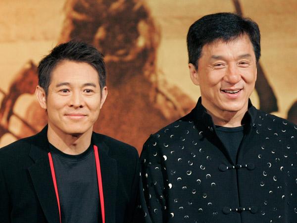 Alasan 'Kedekatan', Film Asal Indonesia Ini Ajak Jackie Chan dan Jet Li Ikut Bermain!