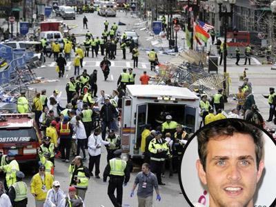 Salah Satu Personil NKOTB Hampir Jadi Korban Ledakan Bom Boston?
