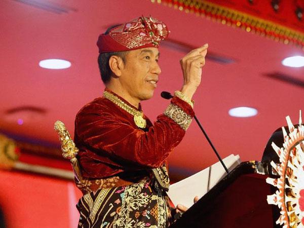 Jokowi Janji Jatah Menteri Paling Banyak Dari PDI-P: Saya Jaminannya