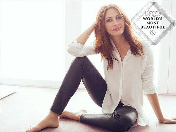 'Awet Muda', Julia Roberts Terpilih Jadi Wanita Tercantik di Dunia!