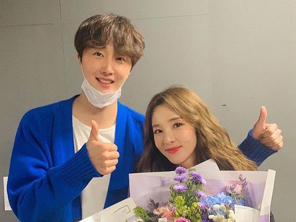 12 Tahun Bersahabat, Sandara Park Ucapkan Hal Ini ke Jung Il Woo Usai Nonton Musikalnya