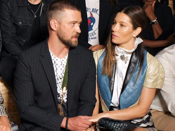 Kepergok Pegang Tangan Wanita Lain, Justin Timberlake Tulis Surat Maaf untuk Istri