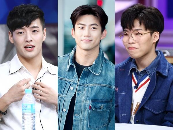 Makin Gagah, Intip Potret Pertama 3 Seleb Pria Korea yang Baru Wamil di September Ini!