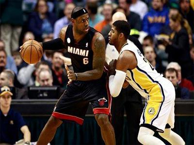 LeBron James Siap Bawa Miami Heat ke Final NBA