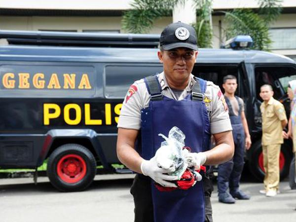 Ledakan di Cilacap, Polisi Pastikan Berasal dari Bom Palsu