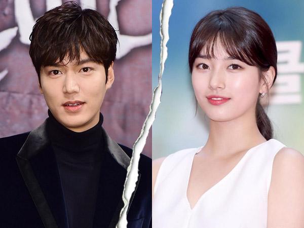 Agensi Konfirmasi Lee Min Ho dan Suzy Sudah Resmi Putus!