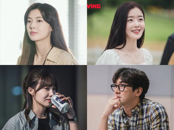 Detail Karakter Lee Sun Bin, Han Sun Hwa, Jung Eunji, dan Choi Siwon di Drama Baru