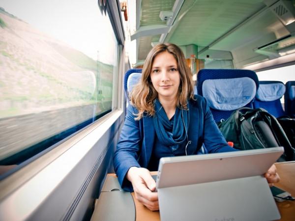 Benci dengan Pemilik Apartemen, Gadis Ini Pilih Pindah dan Tinggal di Kereta