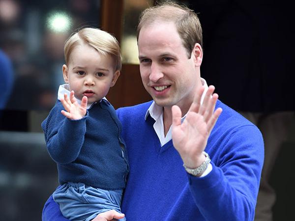 Outfit Pangeran George Saat Pertama Kali Tengok Putri Charlotte Ini Laku Keras!
