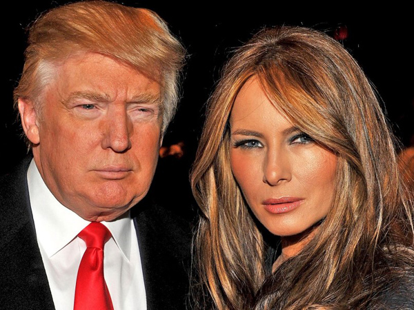 Disebut 'Wanita Penghibur', Istri Donald Trump Tuntut Media Asing Triliunan Rupiah!