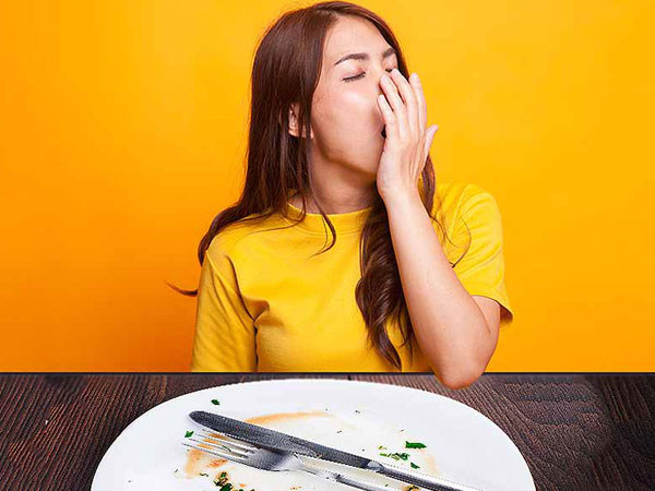 Niat Menambah Energi, Ada Penyebab Mengapa Setelah Makan Justru Bikin Ngantuk