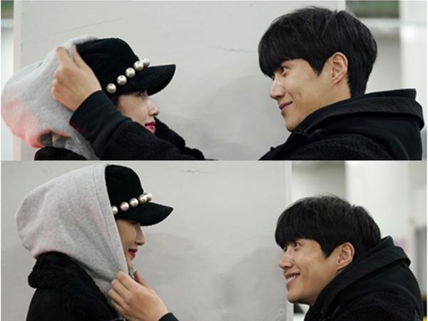 Gemasnya Kencan Rahasia Kim Seon Ho dan Moon Ga Young di Drama 'Find Me in Your Memory'