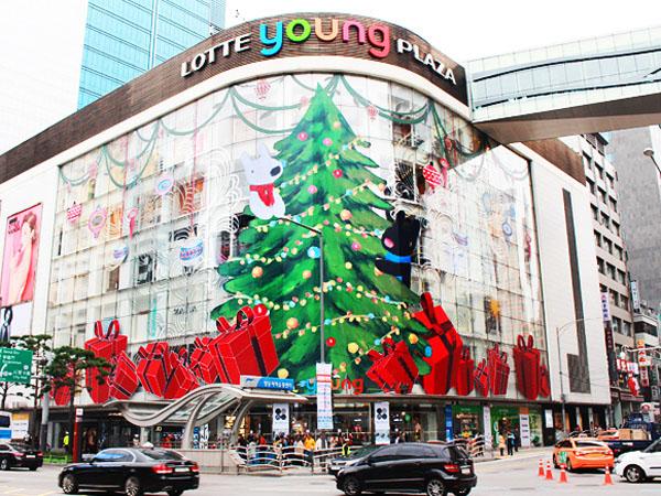 Begini Cara Asyik dan Romantis Habiskan Natal di Seoul!