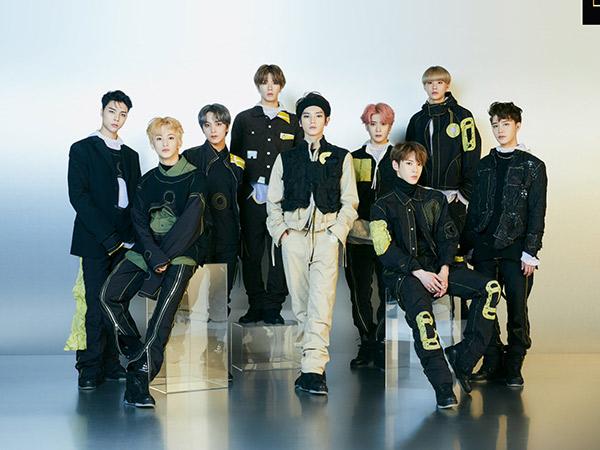 NCT 127 Usung Konsep Futuristik di MV Comeback 'Superhuman'