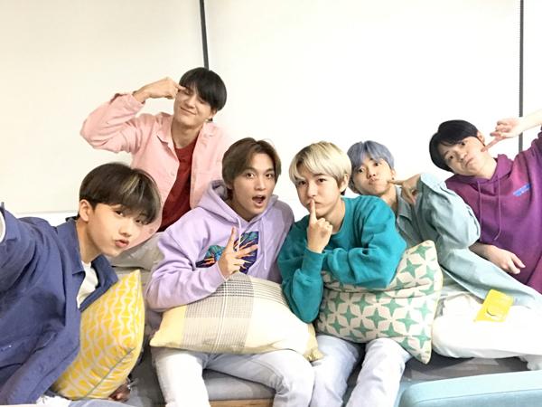 NCT Dream Ungkap Senior di SM yang Paling Dekat Dengan Mereka, Siapa?
