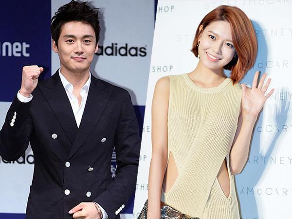 Ketiga Kali, Oh Sang Jin Siap Bawakan 'Korean Drama Awards' Bersama Sooyoung SNSD!