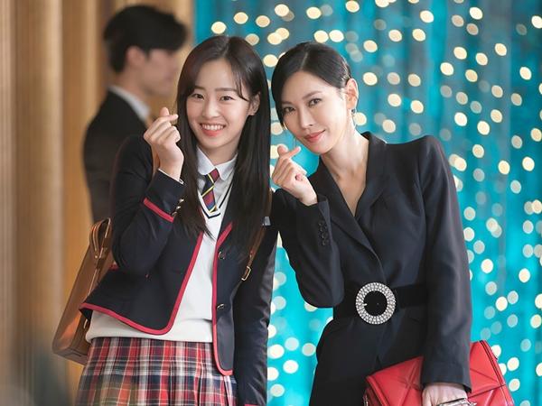 Intip Hubungan Kim So Yeon dan Choi Ye Bin di Balik Layar Drama Penthouse 2