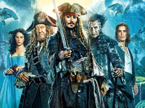Film Disney yang Belum Tayang Dibajak Hacker dan Minta Tebusan, 'Pirates of The Caribbean'?