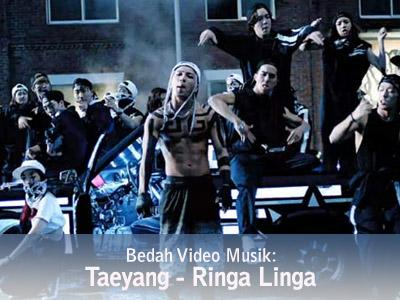 Bedah Video Musik: Taeyang Big Bang - Ringa Linga