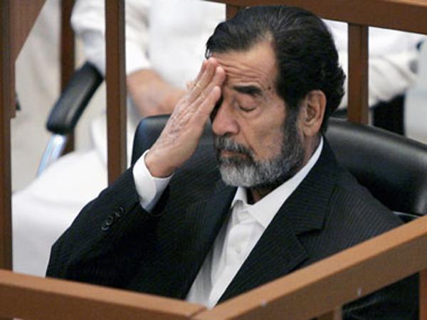 Tali Tiang Gantung Saddam Husein Ditawar 88 Milyar Rupiah!