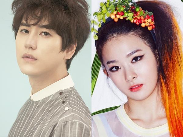 Dirumorkan Pacaran, Kyuhyun Super Junior dan Seulgi Red Velvet Jadi Saling Menjauh?