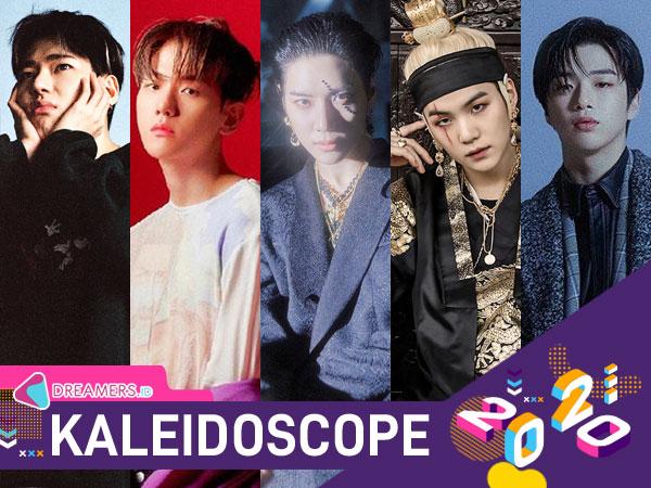 5 Solois K-Pop Pria Paling Berprestasi Tahun 2020