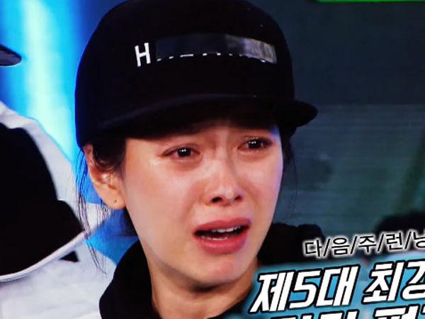 Duh, Apa yang Bikin Song Ji Hyo Menangis di 'Running Man'?