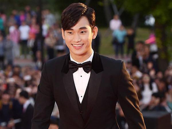 Kim Soo Hyun Akan Reuni Dengan Penulis 'Man From the Stars' Untuk Drama Selanjutnya?