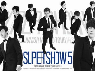 Ini Dia Teaser Super Junior untuk Super Show 5