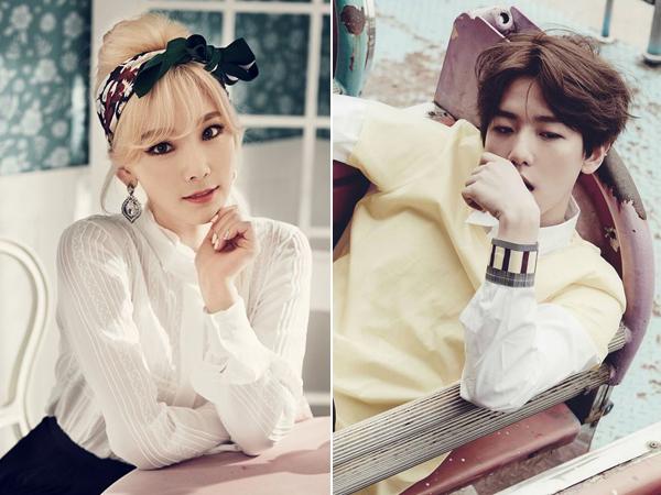 Taeyeon SNSD dan Baekhyun EXO Telah Putus Sejak Awal Tahun