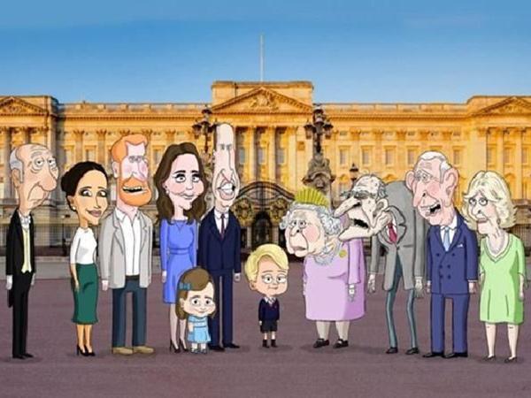 'The Prince', Animasi Komedi Kerajaan Inggris yang Akan Tayang di HBO Max