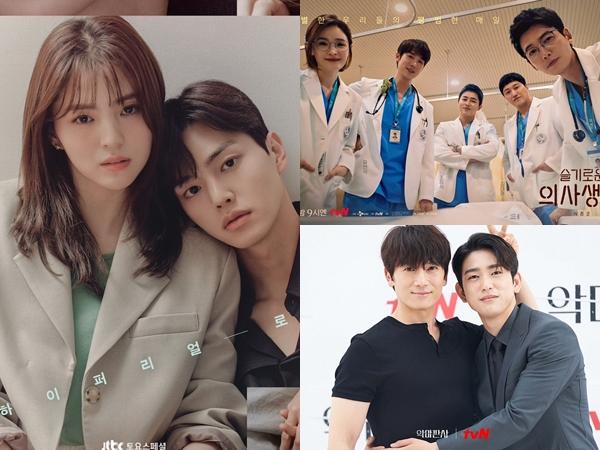 5 Drama Korea yang Paling Diperbincangkan Saat Ini