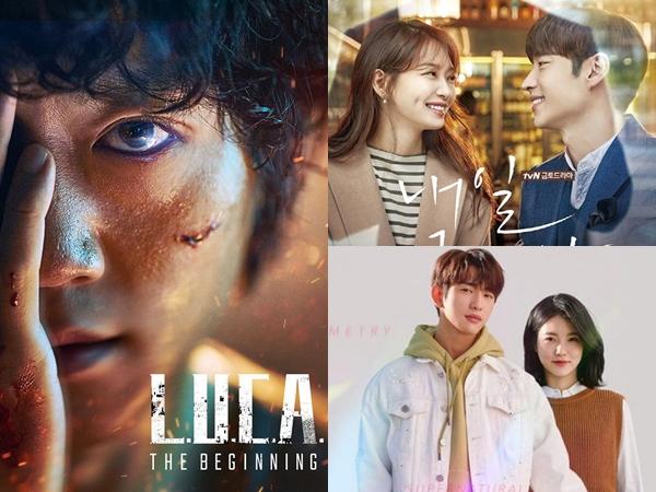 5 Drama Korea Ini Karakter Utama Prianya Punya Kekuatan Super