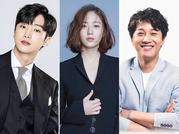 Krystal f(x) Dikabarkan Bintangi Drama Jinyoung B1A4 dan Cha Tae Hyun