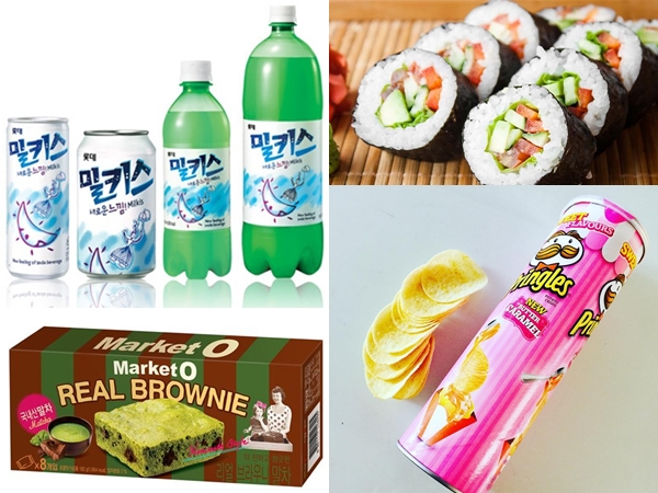 Aneka Cemilan Populer di Korea Selatan, Ada yang Bisa Dibeli di Indonesia (Part 1)
